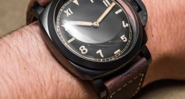 Panerai Luminor 1950 3 Days Titanio DLC PAM629