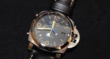 Panerai Luminor 1950 3 Days Chrono Flyback Automatic Acciaio watch