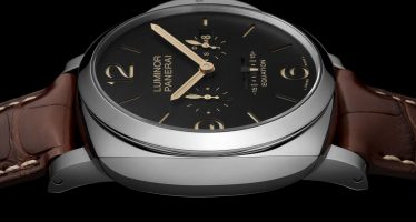 PANERAI LUMINOR 1950 EQUATION OF TIME 8 DAYS ACCIAIO