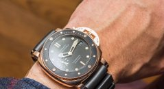 Panerai Luminor Submersible 1950 3 Days Automatic Acciaio & Oro Rosso 42mm Watches