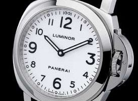 Luminor Base de Panerai (réf PAM 00114)