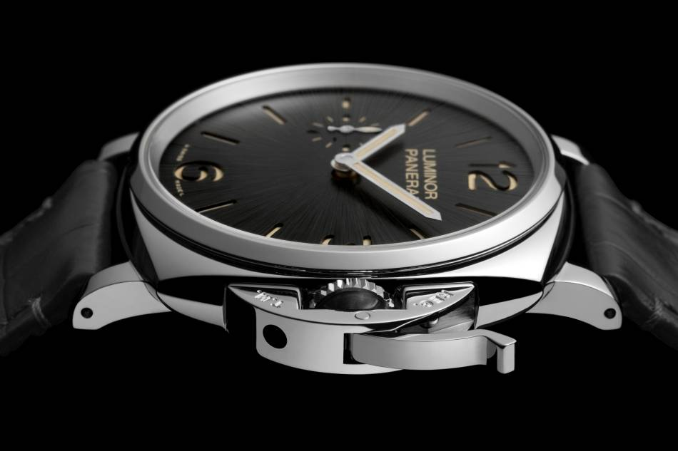 Luminor Due : la montre de ville selon Panerai