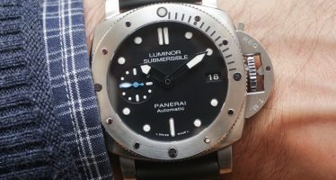 Panerai Luminor Submersible 1950 3 Days Automatic 42mm Watches