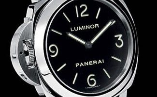 Luminor Base Left-Handed de Panerai (réf PAM 00219)