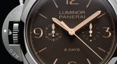 Luminor 1950 Chrono Monopulsante Left-Handed 8 days – 47 mm